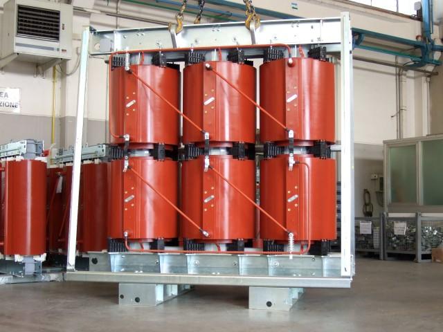 Dry Type Cast Resin Transformer Supply | Power Transformers